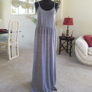 Drop Waist Casual Maxi Size Med